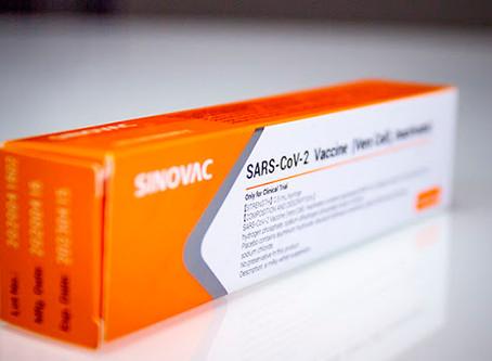 Ministério anuncia compra de 46 milhões de doses da vacina CoronaVac
