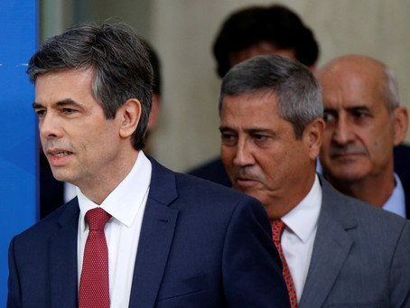 Ministro da Saúde lamenta 10 mil mortes causadas pelo coronavírus no País