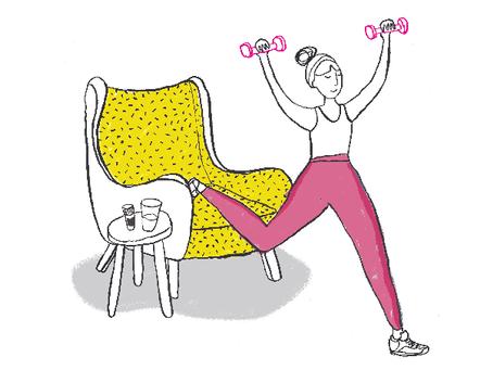 Estudo revela que pausas no tempo sentado melhoram o humor e a disposição