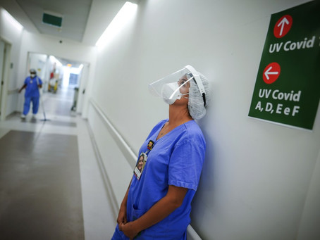 Entidades médicas divulgam documento com recomendações para triagem de pacientes em UTIs