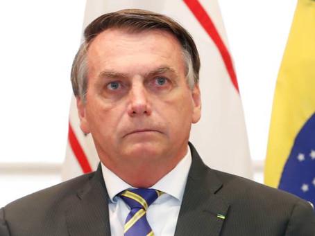 Bolsonaro faz teste para coronavírus; resultado sai na sexta-feira, 13
