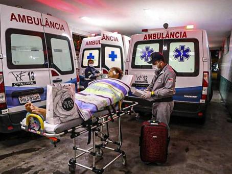 Após oxigênio, Venezuela oferece 107 médicos para ajudar Manaus