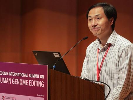 Cientista chinês que criou bebês geneticamente modificados é condenado a três anos de prisão