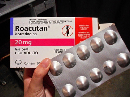 Sociedade médica alerta para uso indevido do remédio roacutan