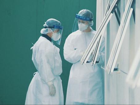 Covid-19: vírus mata pelo menos um profissional de saúde por dia