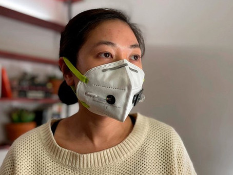 Cientistas desenvolvem máscara com teste integrado capaz de diagnosticar a Covid-19