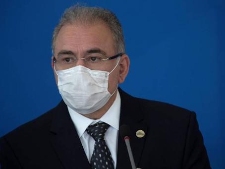 Ministério da Saúde reduz quase pela metade a previsão de vacinas para abril