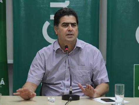Prefeito de Cuiabá é afastado por irregularidades na Saúde