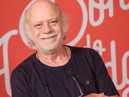 """Tonico Pereira fala sobre saúde e lamenta: """"Fumo desde os 8 anos"""""""