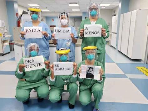 Dia do Médico: profissionais relatam como trabalhar na pandemia mudou suas vidas