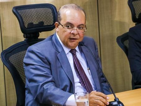 Ibaneis afirma que quarentena será prorrogada até 13 de abril
