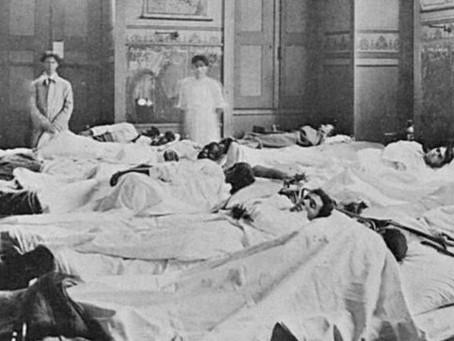 Há mais de 100 anos, Brasil desistiu de sediar Copa América por causa de pandemia da gripe espanhola