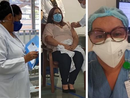 Profissionais relatam luto, rotina exaustiva e amor ao ofício no Dia da Enfermagem: 'Não pode parar'
