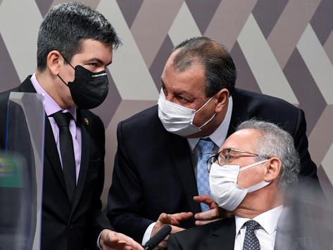 CPI desiste de ouvir Queiroga e vai convocar médico contra 'kit covid'