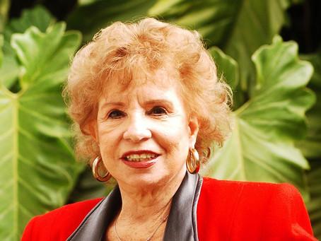Atriz e radialista Daisy Lúcidi morre de Covid-19 no Rio