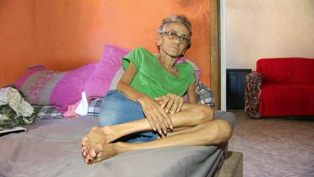 Dona Janey — Foto: Reprodução/TV Globo
