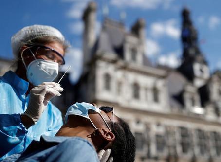 Crise econômica provocada pelo coronavírus leva 1 milhão de franceses à pobreza