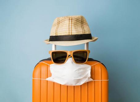 Como cuidar da saúde em viagens durante a pandemia