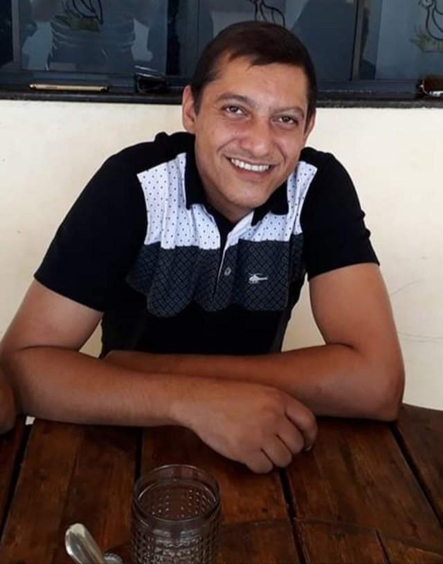 Rafael Hanna já garantiu a cota do bolão da Mega da Virada deste ano — Foto: Arquivo pessoal