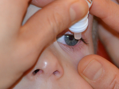 Pesquisadores desenvolvem novo colírio para a doença do olho seco