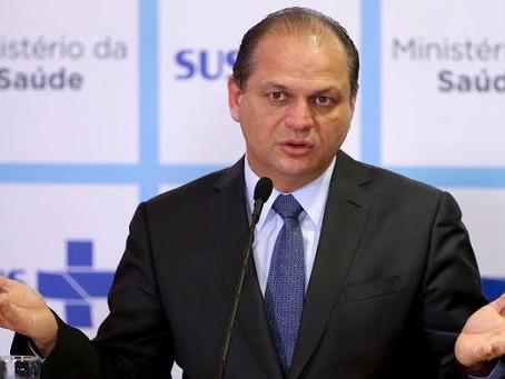 Ex-ministro da Saúde, Ricardo Barros testa positivo para coronavírus