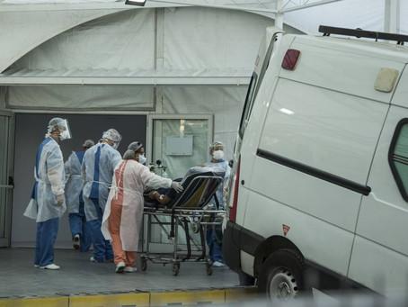 Hospitais de campanha de SP já atenderam 2 mil pacientes e evitam 'colapso'