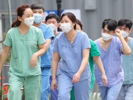 Coreia do Sul: pacientes reinfectados com Covid-19 eram falsos positivos