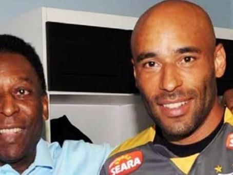 Filho de Pelé revela que pai está com saúde fragilizada e não quer mais sair de casa