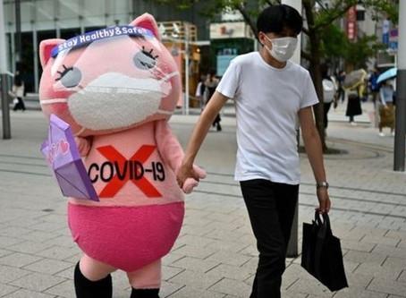 Pandemia de Covid-19: A polêmica estratégia do Japão de 'conviver' com o coronavírus