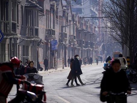 China registra primeira morte por Covid-19 em oito meses
