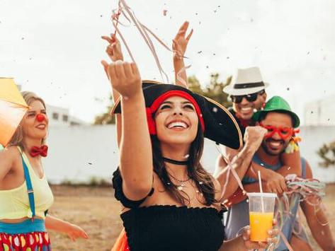 Dicas para o folião cuidar da saúde durante o Carnaval