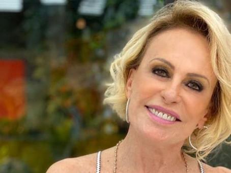Ana Maria Braga é diagnosticada com câncer no pulmão