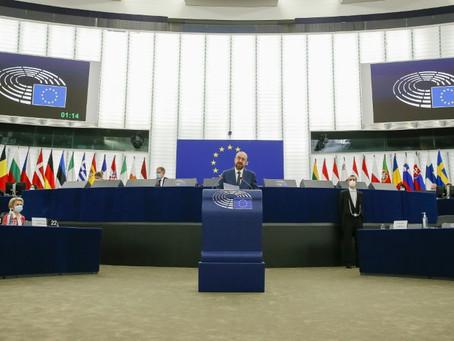 Parlamento Europeu aprova projeto de certificado sobre Covid