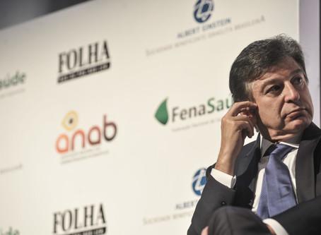 Controladora da Amil troca de comando no Brasil