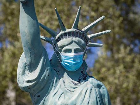 EUA registram recorde de quase 4.500 mortes por Covid-19 em 24 horas, diz universidade