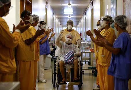 Mundo atinge a marca de 1 milhão de curados do coronavírus; 35 mil são no Brasil