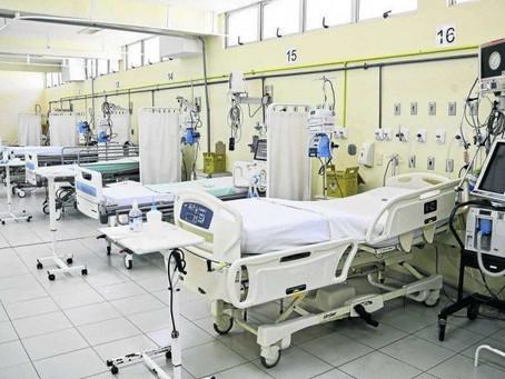Para atender demanda de novos pacientes, Saúde ativará 100 leitos de UTI no DF