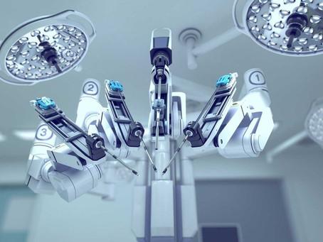 Cirurgias robóticas: tecnologia futurista a serviço da medicina