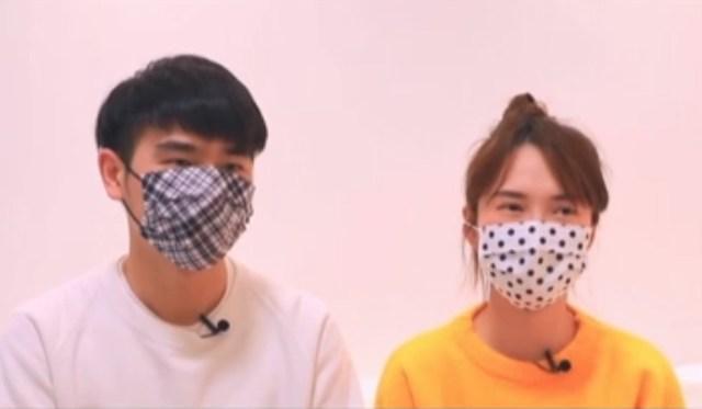 Jovem decidiu permanecer em Wuhan com a namorada após a cidade ser colocada em quarentena durante epidemia de Covid-19 — Foto: CGTN via GloboNews