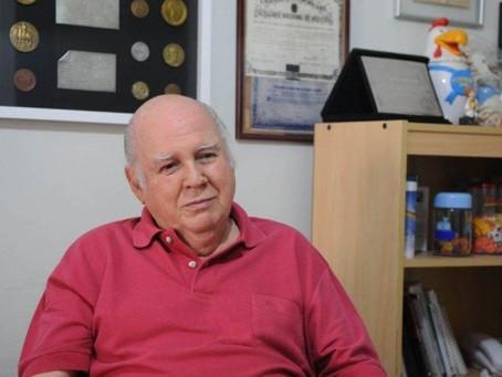 Morre doutor Lisboa, médico que revolucionou a pediatria no DF
