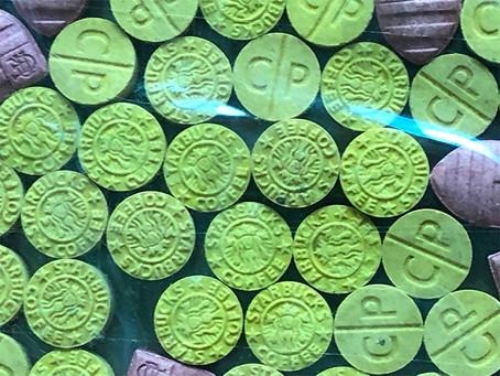 Estudante de medicina da Ufpi é preso com 100 comprimidos de ecstasy