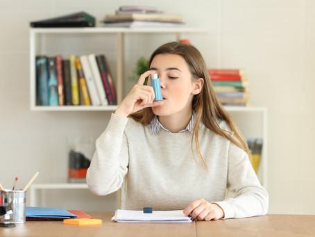 Saiba quais alimentos podem melhorar ou piorar os sintomas da asma