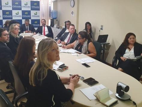 CNSaúde sedia Reunião do Conselho de Regulação com diretores da ANS e entidades da saúde