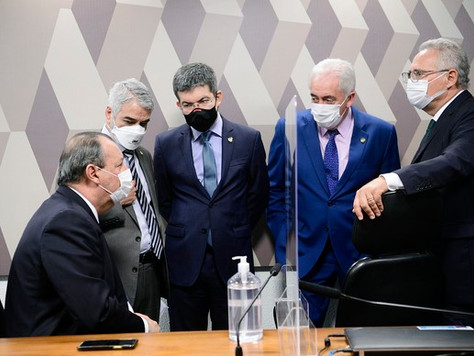 CPI: afetados pela Covid relatam hospitais lotados, dificuldade com órfãos e criticam governo