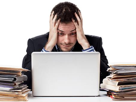 Os cinco problemas de saúde mais comuns em escritórios e como evitá-los