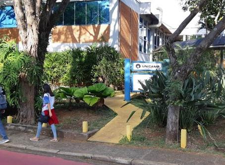 Unicamp reinicia atividades presenciais com testes e app para monitorar saúde