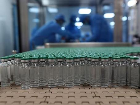 Saúde detalha logística de distribuição de vacinas contra covid-19