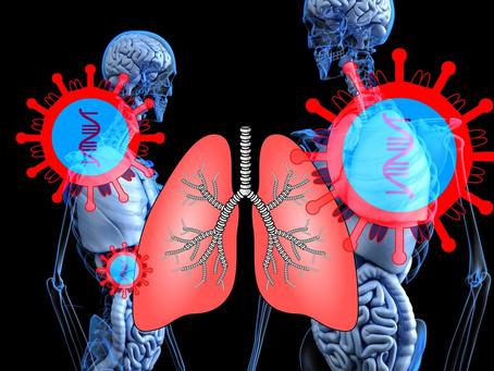 Pacientes recuperados da Covid-19 podem ter danos permanentes nos pulmões
