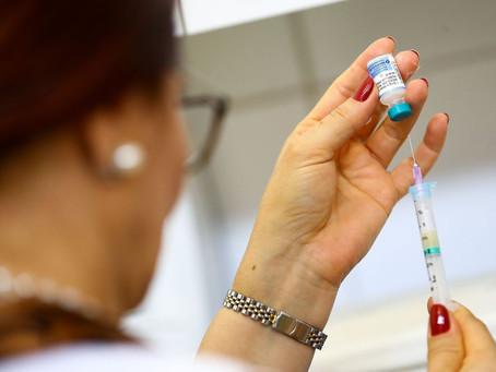 Termina hoje campanha de vacina contra sarampo para crianças e jovens