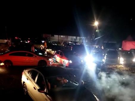 Guarda Municipal fecha festa rave com 1,2 mil pessoas no Paraná